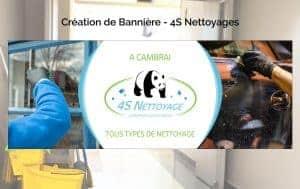 Bannière-4S Nettoyage