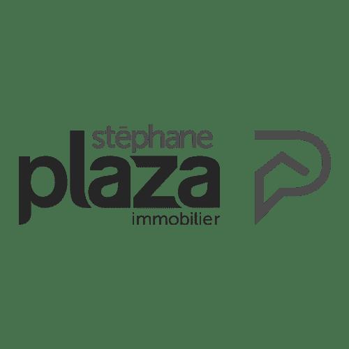Logo Stéphane Plaza
