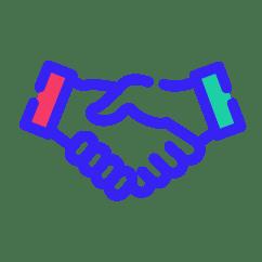 Icone partenariat