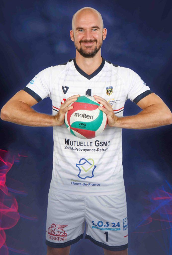 Philipp Kroiss Cambrai Volley